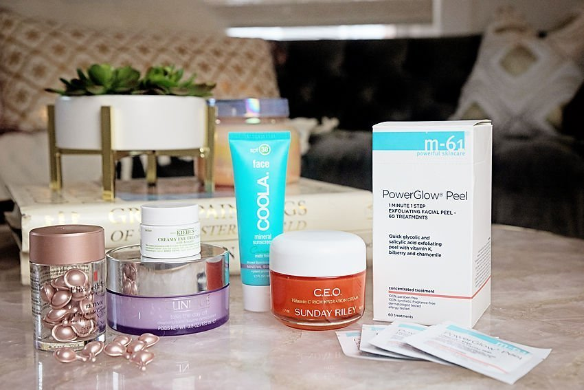 The Motherchic skincare routine with Macy's