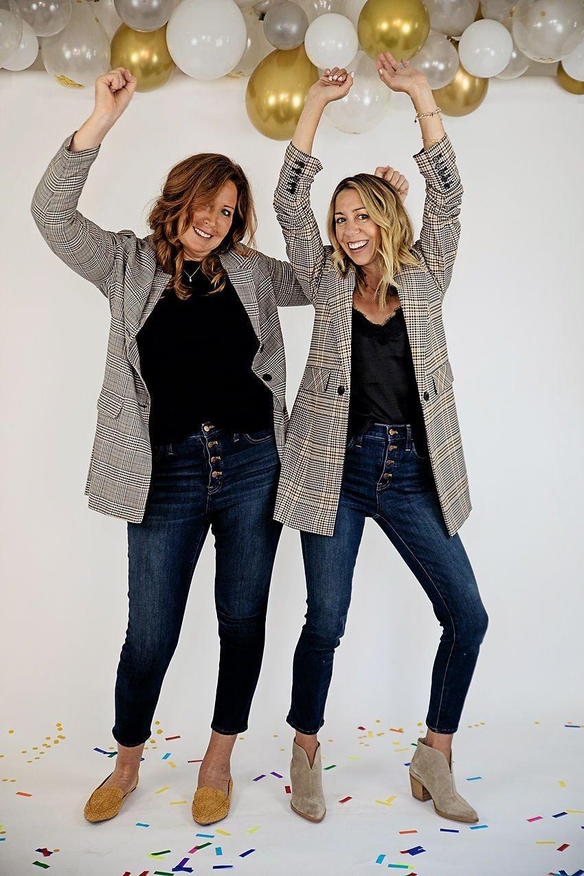 The Motherchic Nordstrom anniversary sale blazers