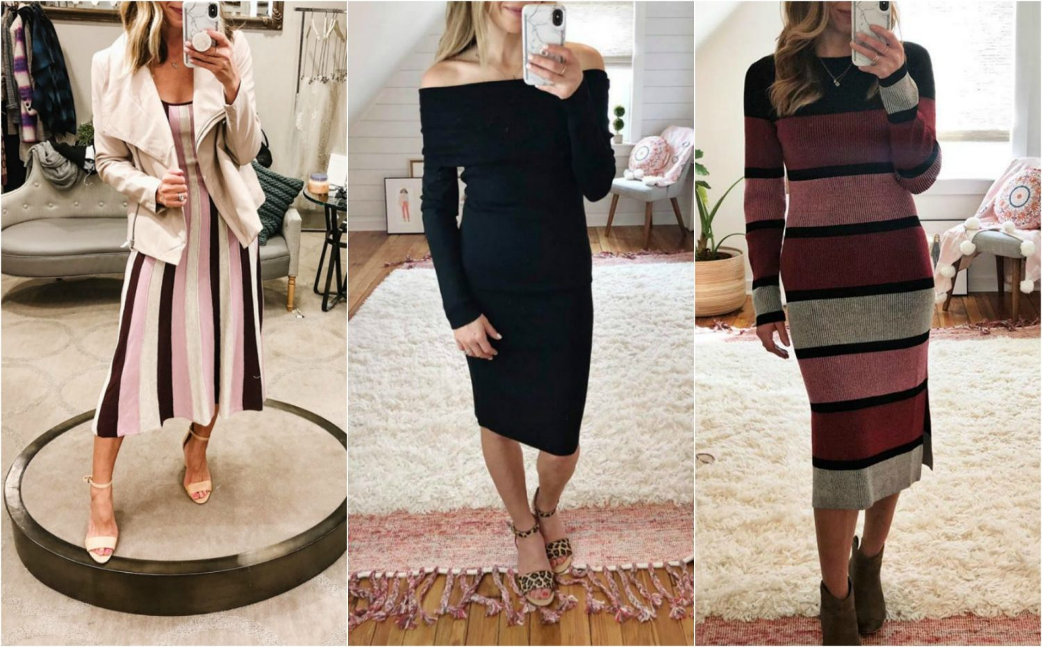 the mother chic sweater dresses mother minute