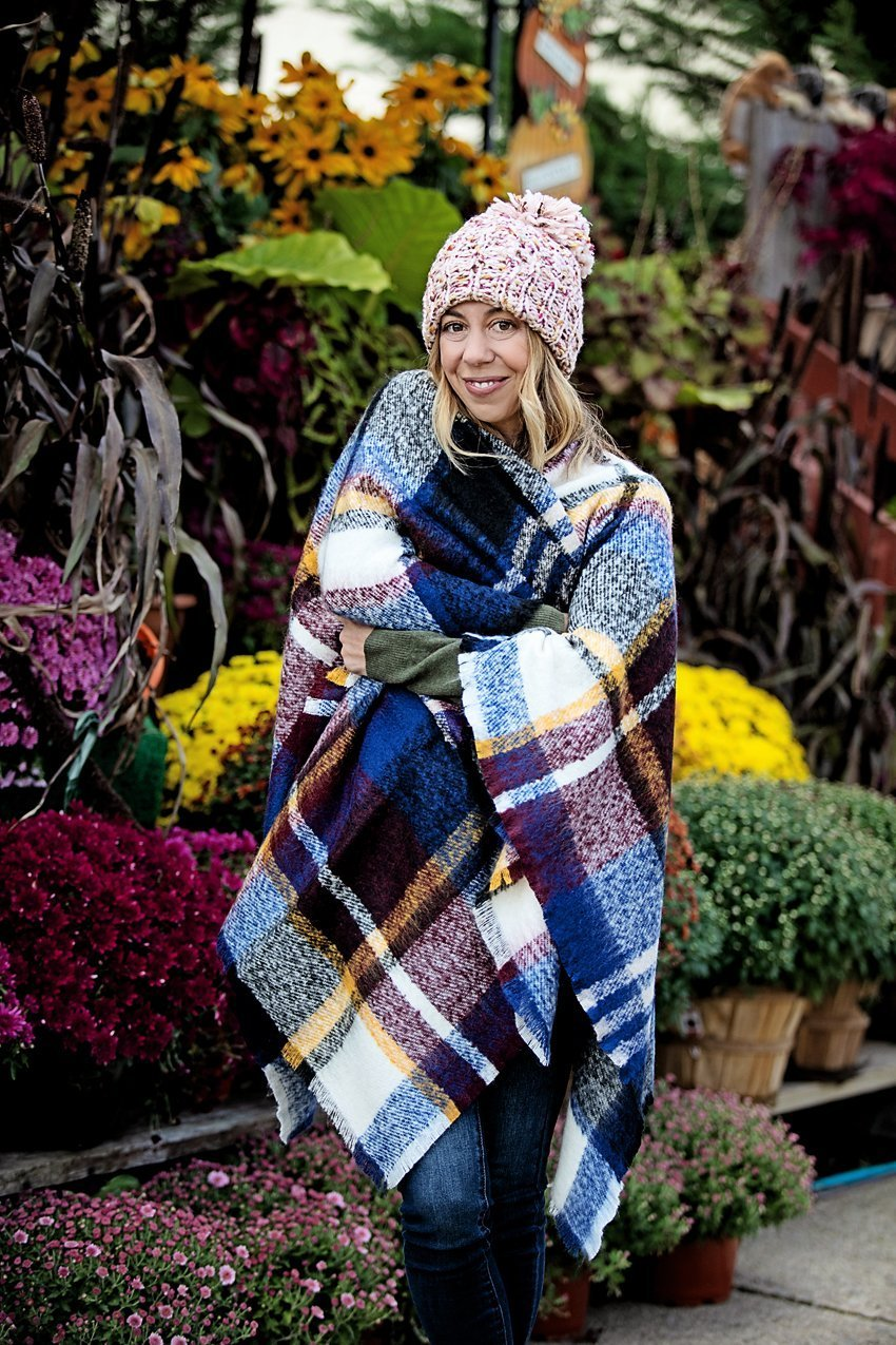 The Motherchic sharing cozy gift ideas from Lord + Taylor