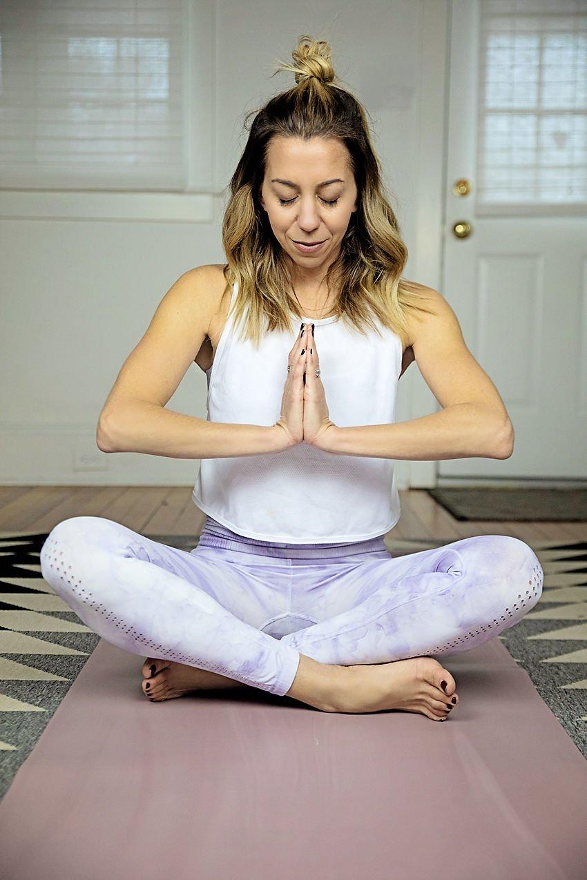 The Motherhic yoga challenge