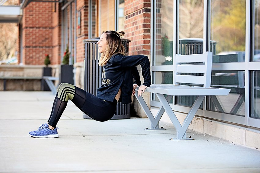 The Motherchic Macy's activewear