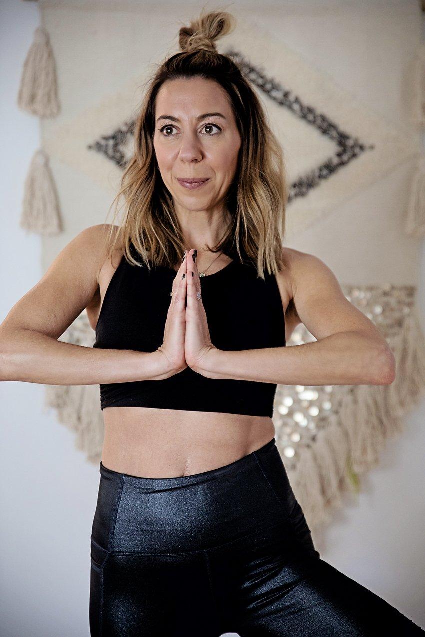 The Motherchic yoga challenge