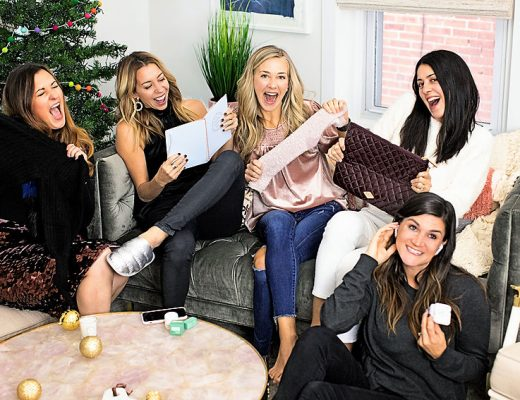 the motherchic nordstrom best holiday gift guide