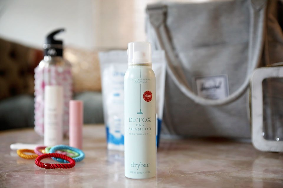 The motherchic drybar dry shampoo