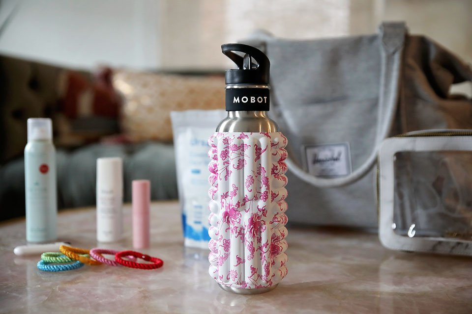 THe Motherchic mobot water bottle