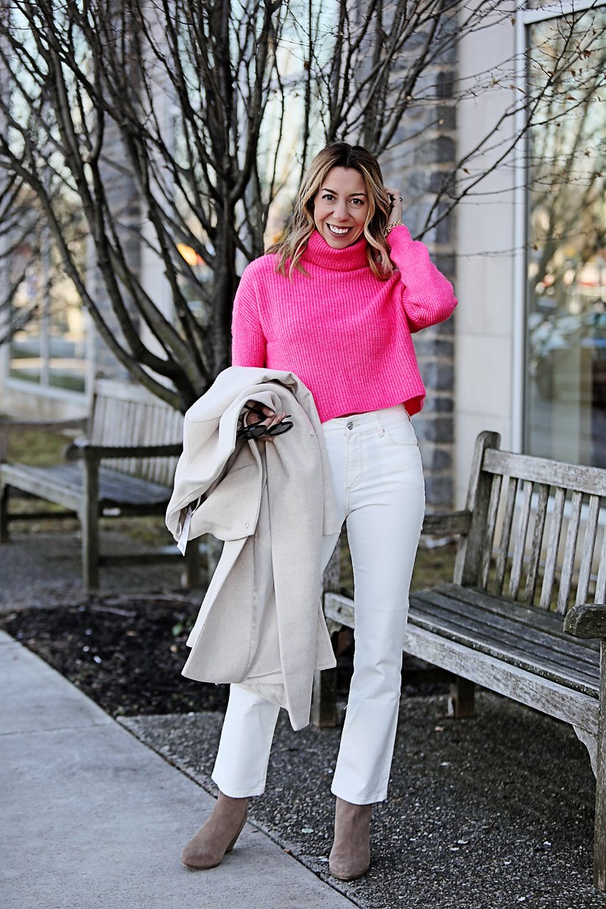 the motherchic how to style neon with macy's