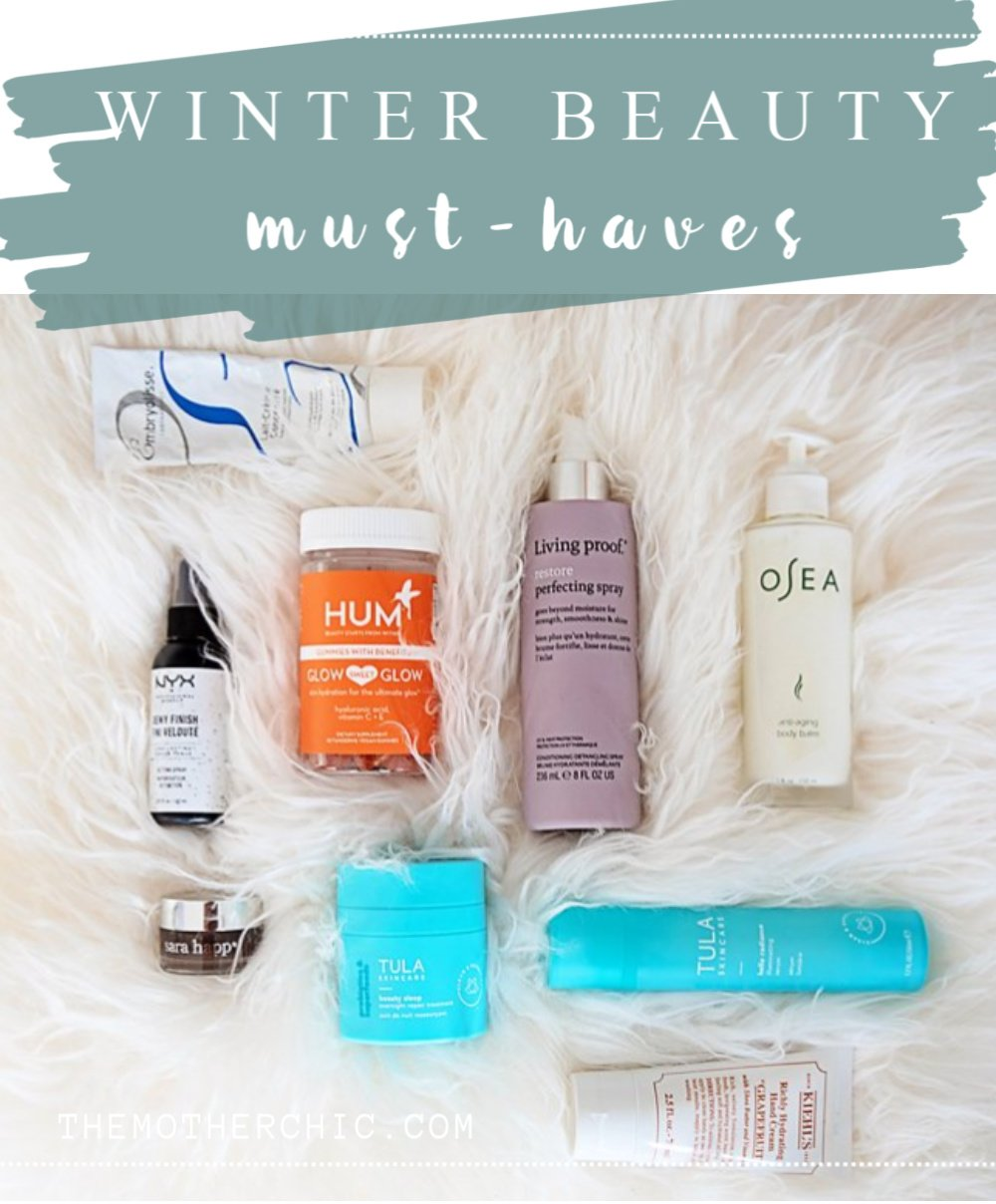 Winter beauty essentials to keep your skin youthful and hydrated
