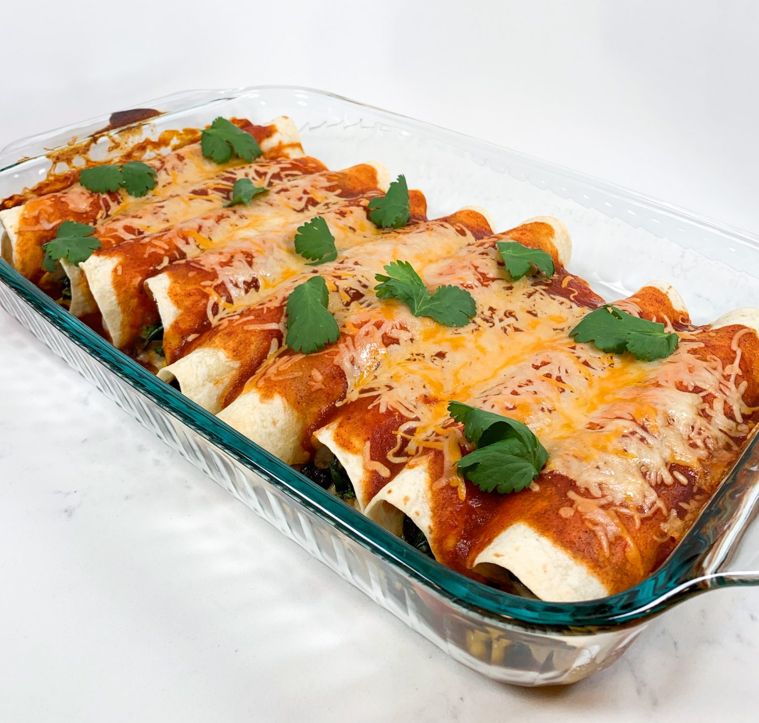 the motherchic enchiladas