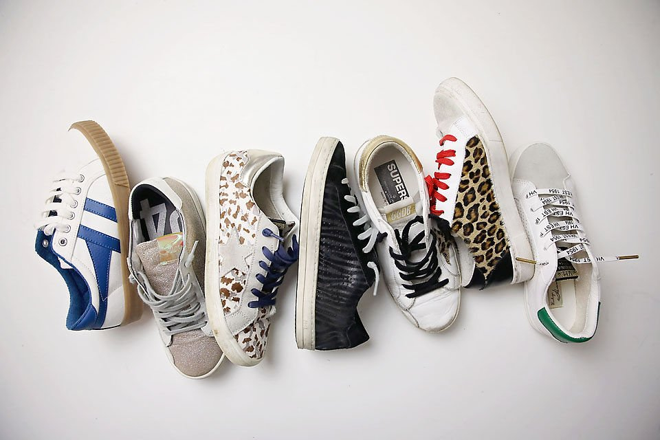 the motherchic cool sneaker guide