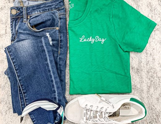 the motherchic st. patrick's day outfits