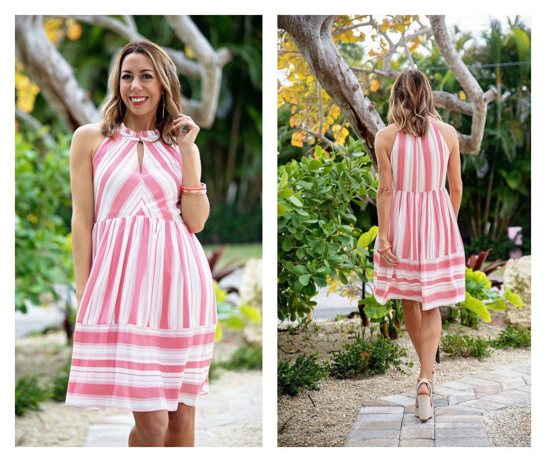 gibson x the motherchic Newport dress