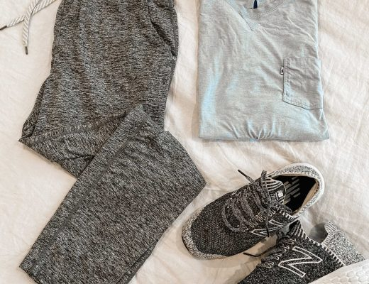 the motherchic men athleisure