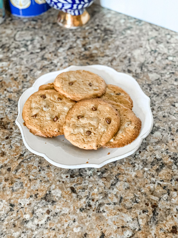 the motherchic easy cookies