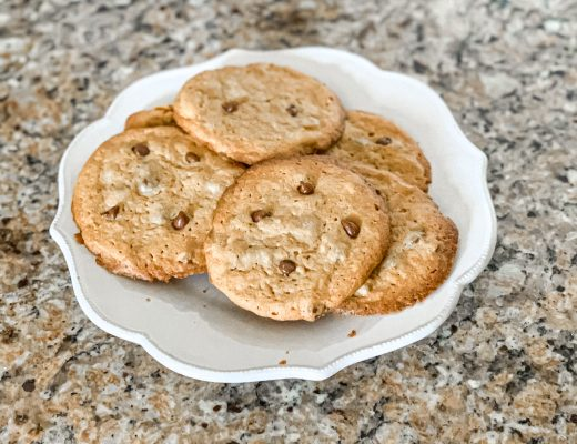 the motherchic easy cookies
