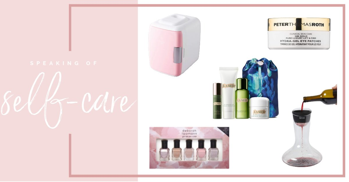 the motherchic mother's day ideas self care