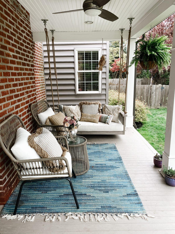 The Motherchic porch