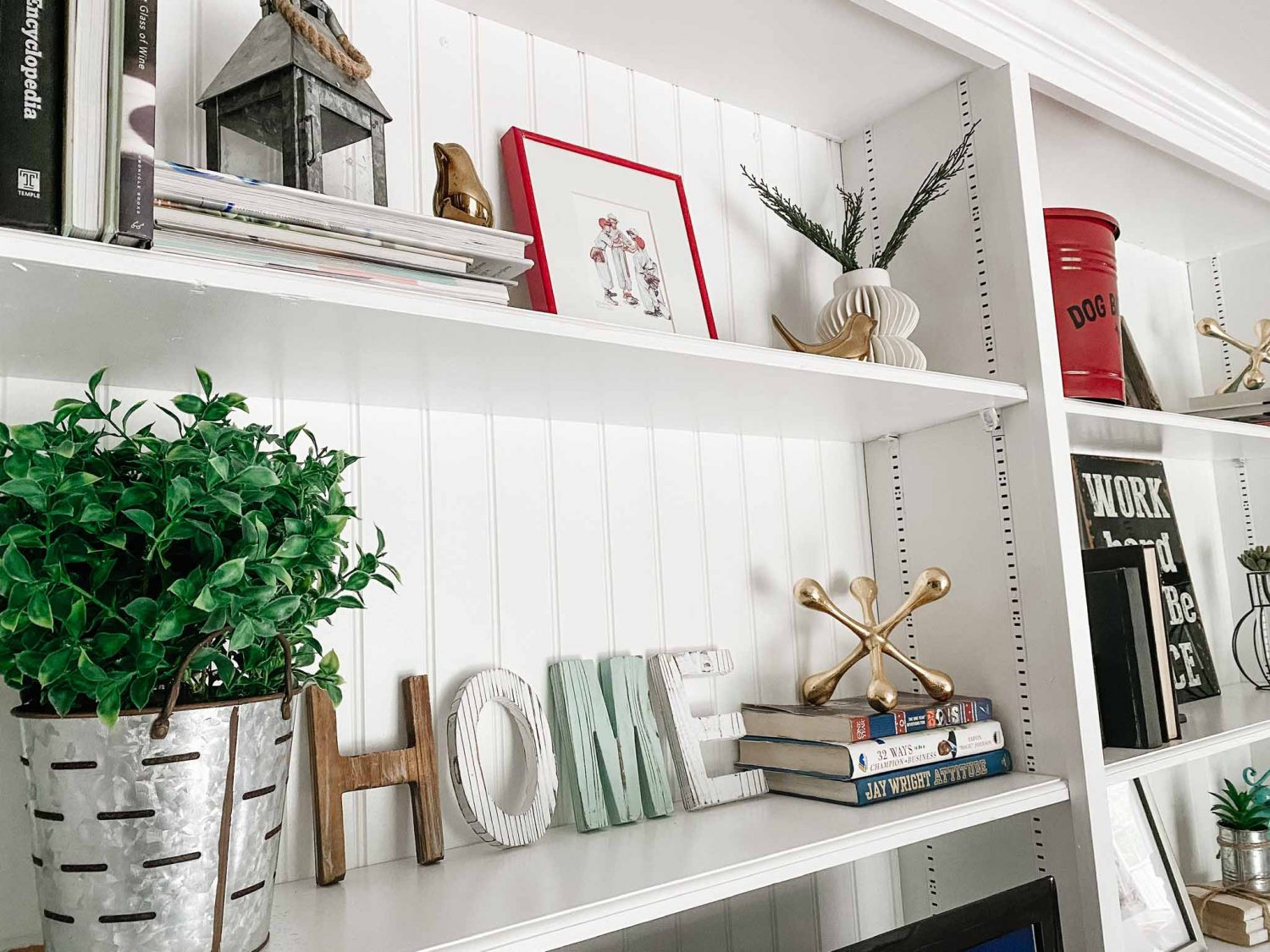 the motherchic how to style bookshelves with eBay