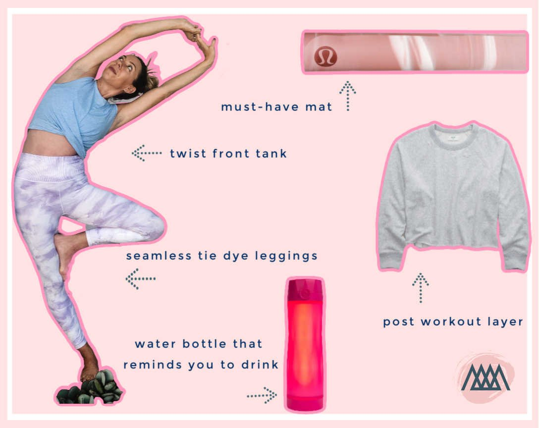 The Motherchic at-home workouts