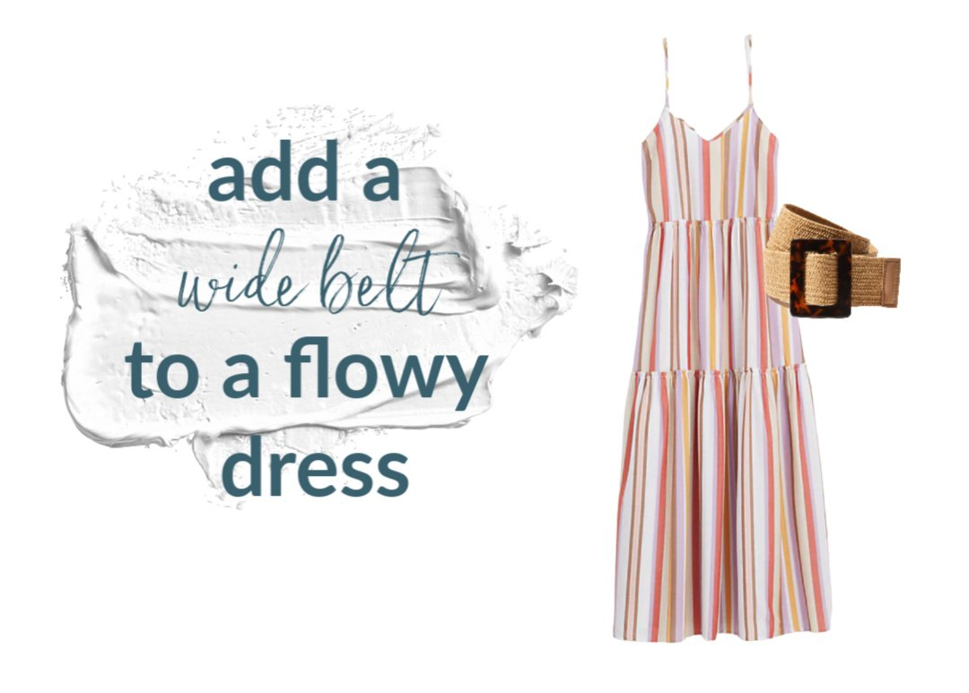 how to style belts