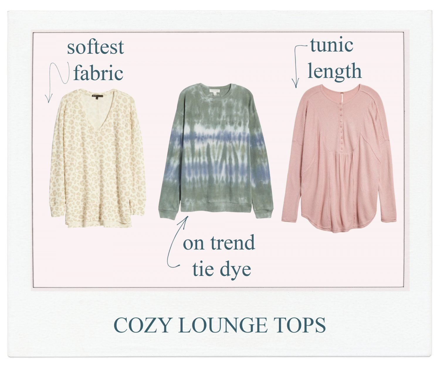 the motherchic nordstrom anniversary sale cozy tops