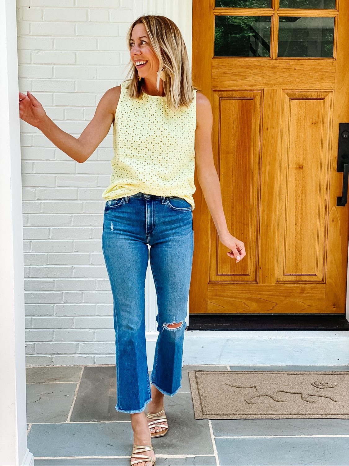 The Motherchic 1901 summer tops from Nordstrom