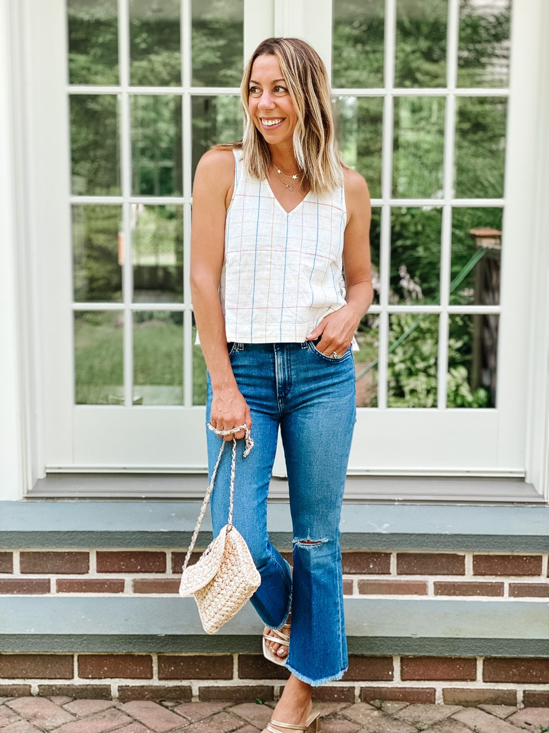 The Motherchic summer tops from Nordstrom