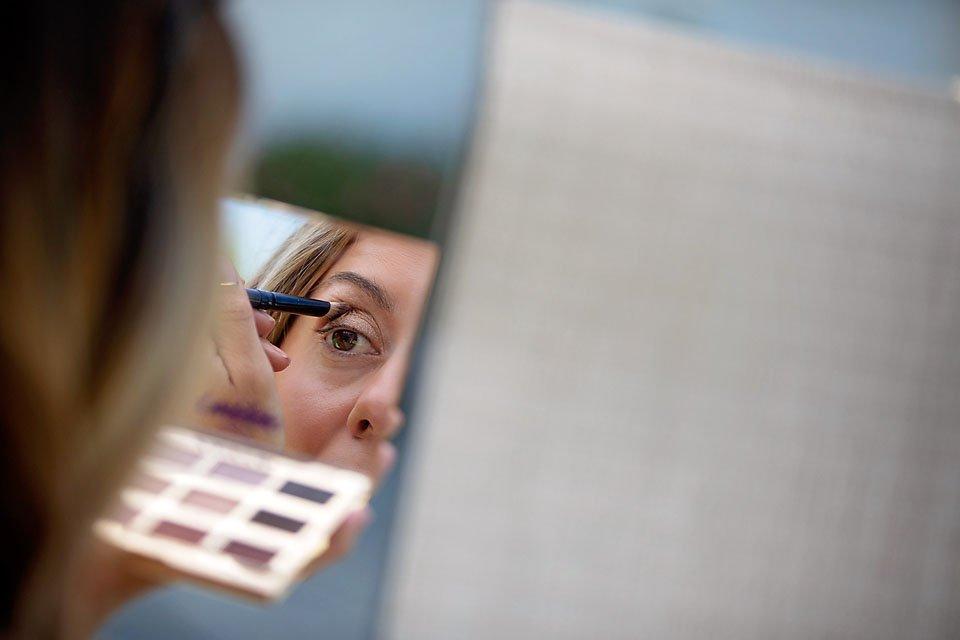 The motherchic tarte eye shadow palette
