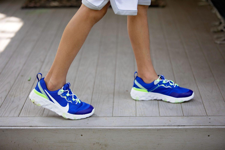 the motherchic nordstrom anniversary sale kid picks nike sneakers