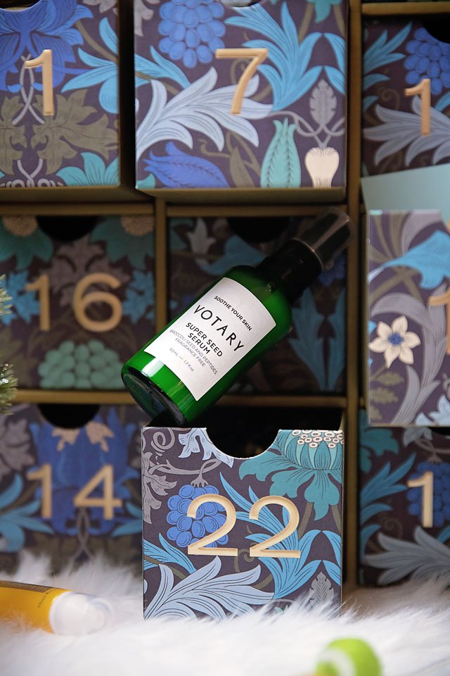 The Motherchic liberty beauty advent calendar