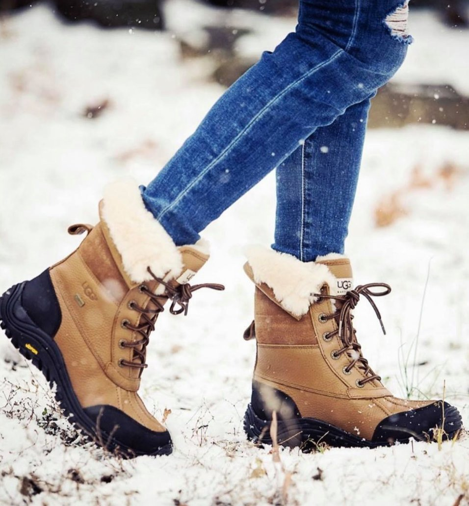 The motherchic best snow boots