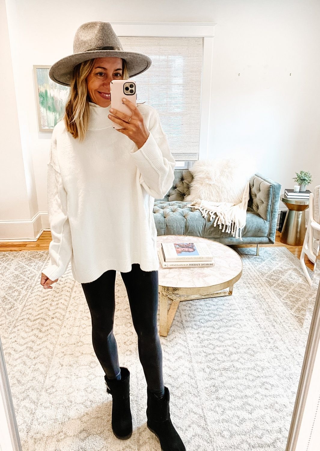 the motherchic thanksgiving outfit free people