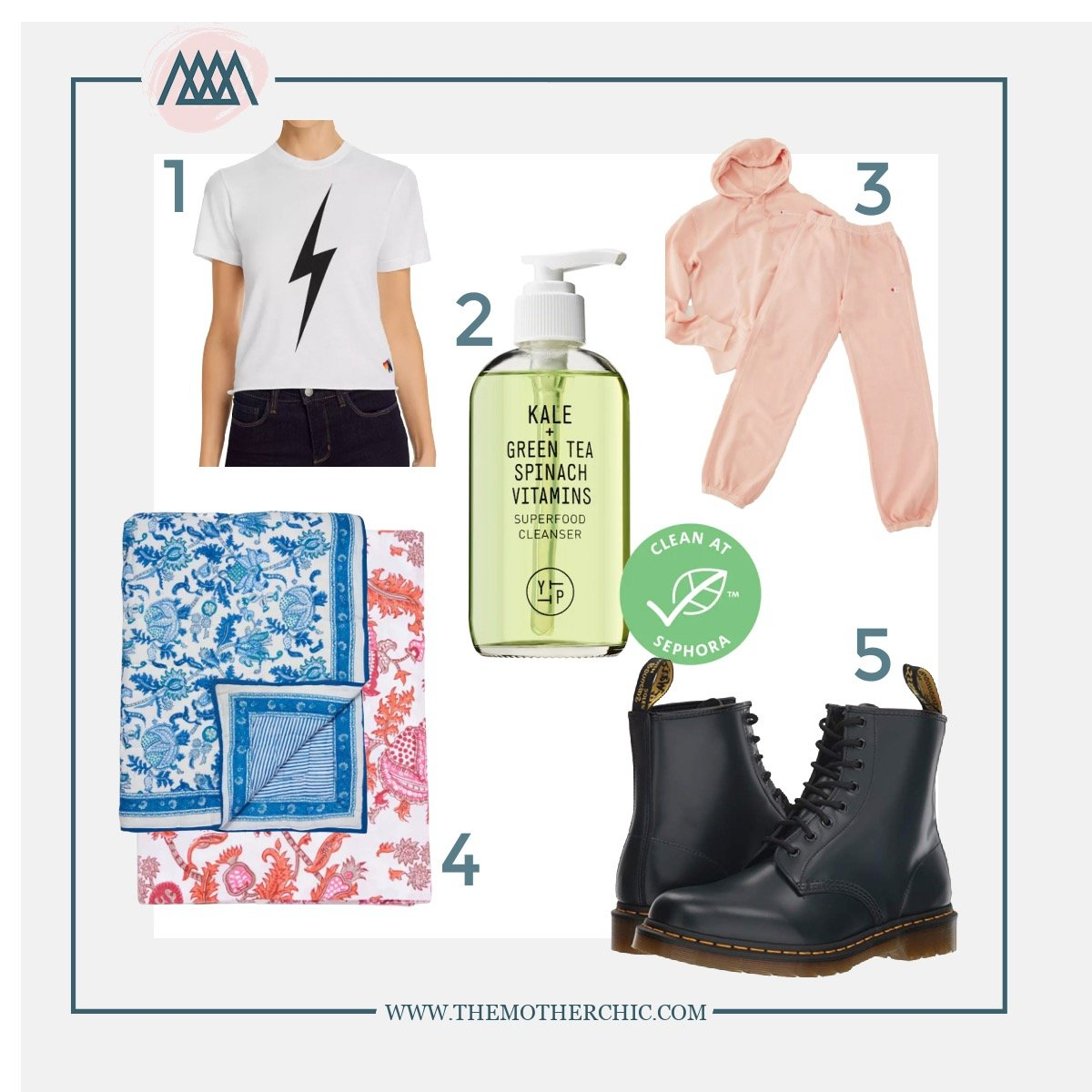 The motherchic gifts for college-aged girls
