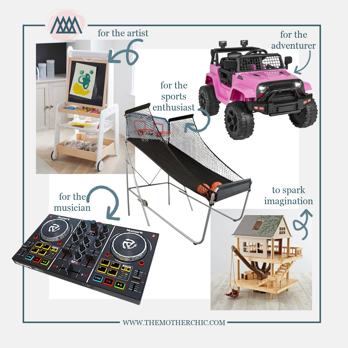 the motherchic wow gifts for kids