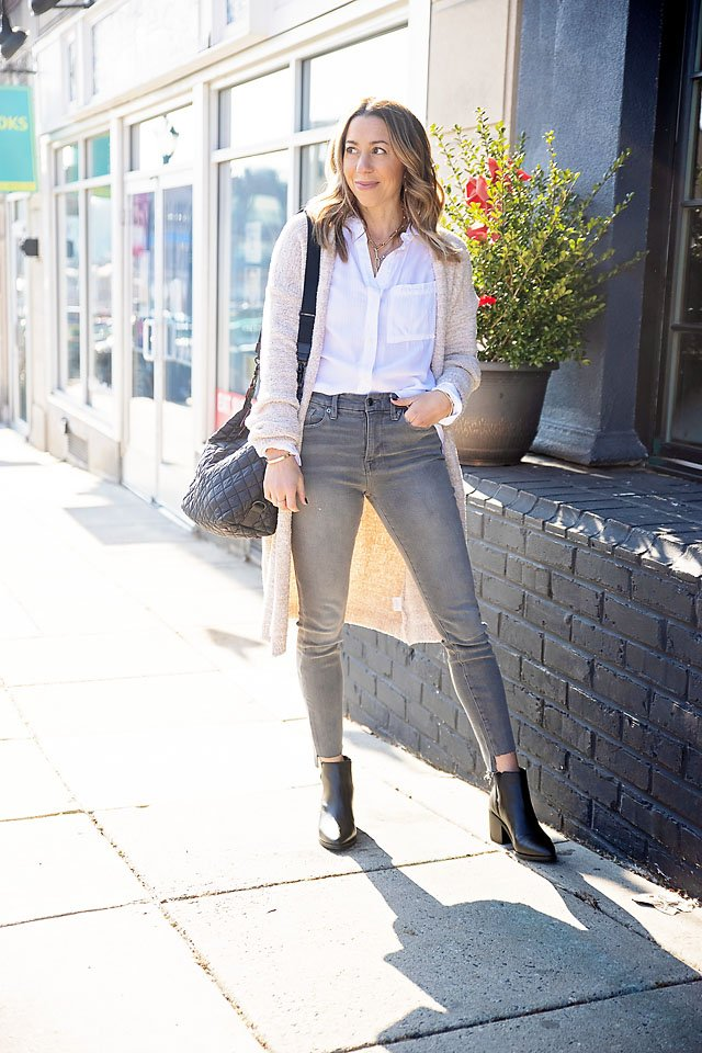 The Motherchic personal style with nordstrom