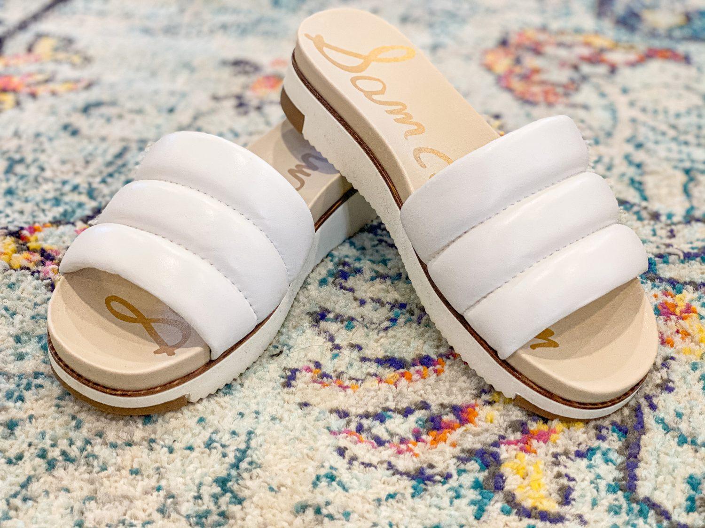 the motherchic sam edelman sandals