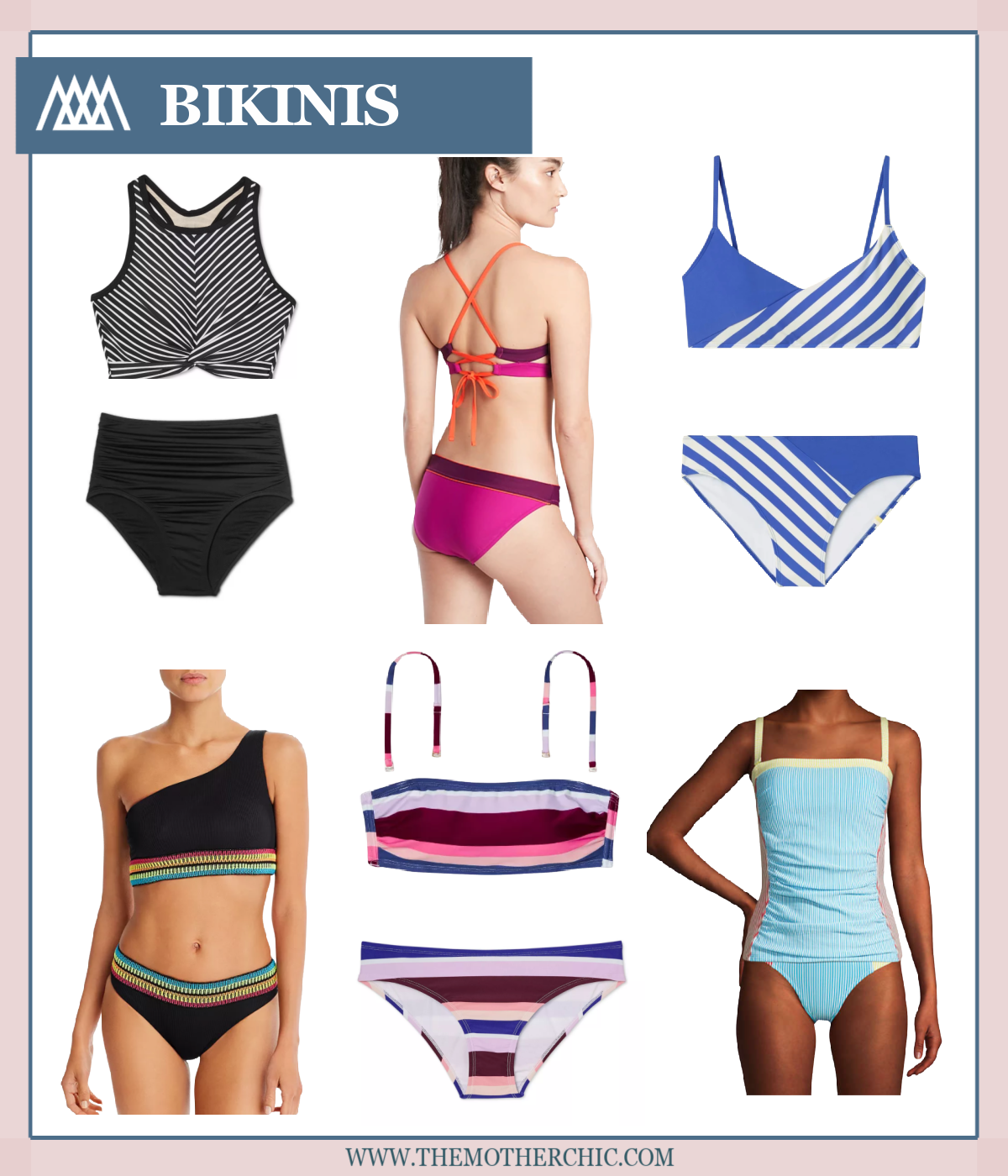 the motherchic bikinis