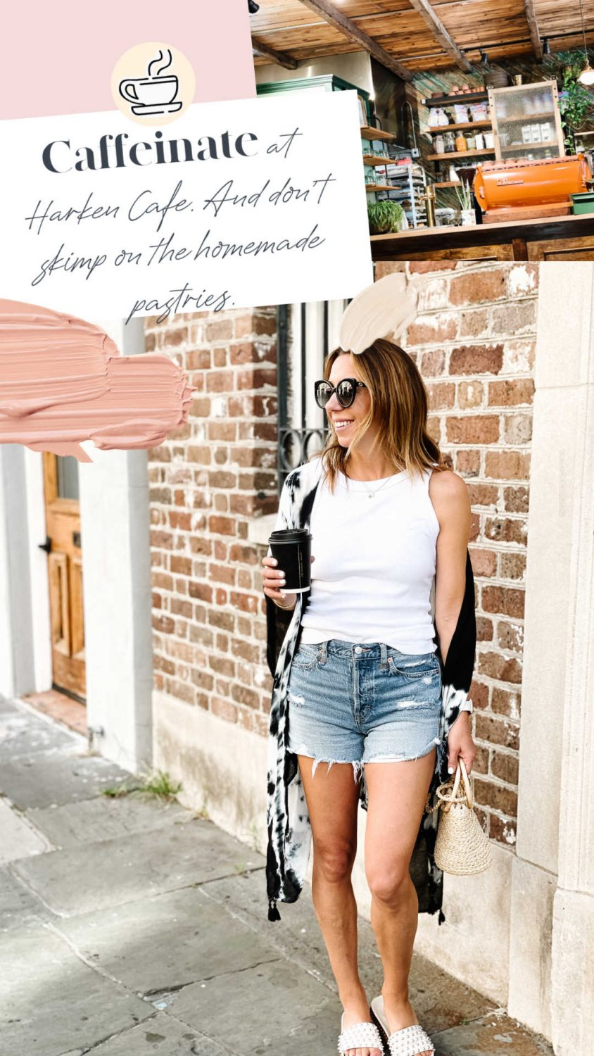 The motherchic guide to charleston