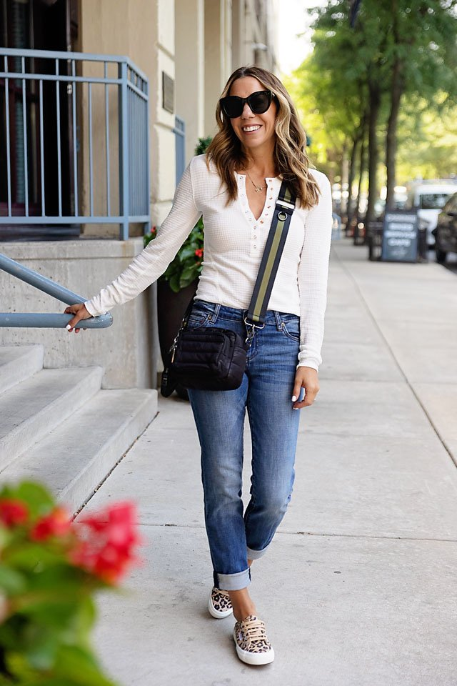 the motherchic wearing zappos free people superga